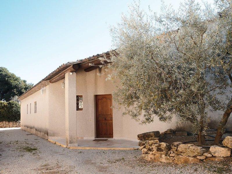 Location maison tout confort au coeur de la Provence, holiday rental in Pelissanne