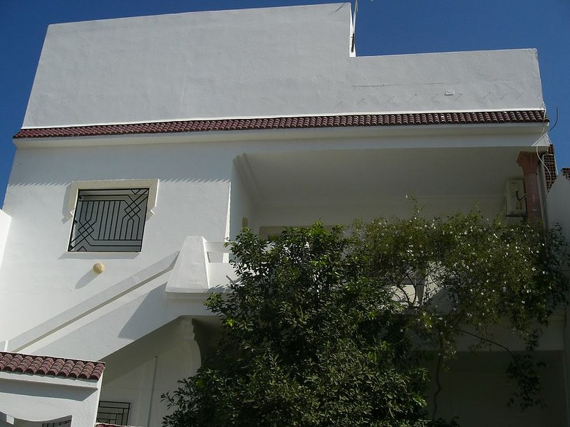 maison les jasmins à Korba, holiday rental in Hammamet