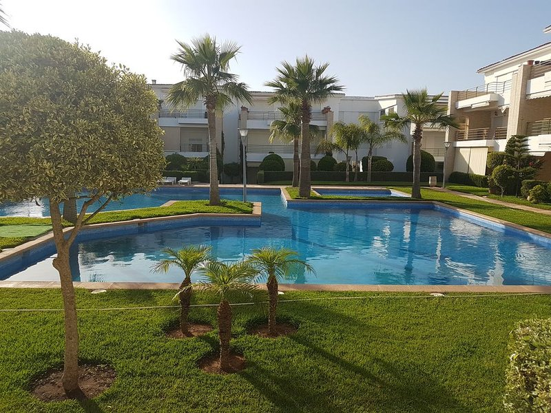 Plage et tranquillitée, holiday rental in Casablanca