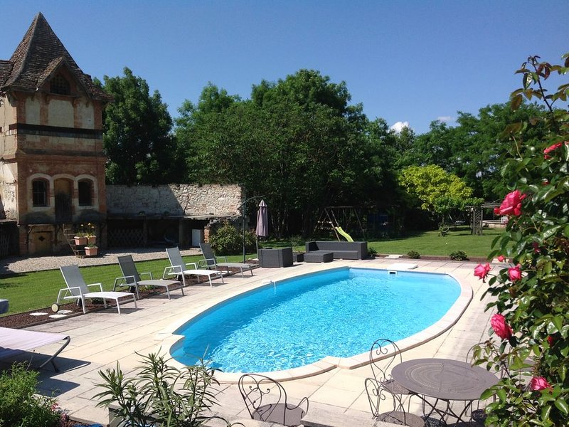 Domaine  des  oiseaux, holiday rental in Astaffort