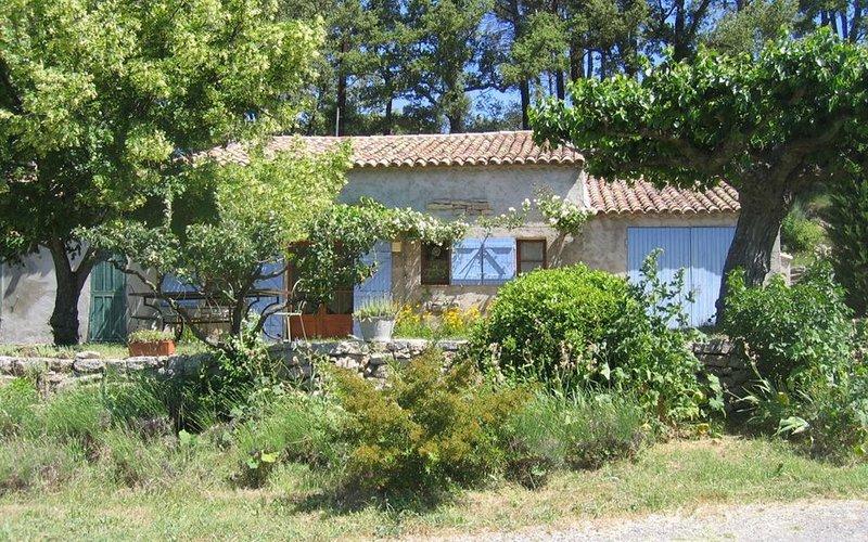 Gîte individuel Camfier, holiday rental in Bras