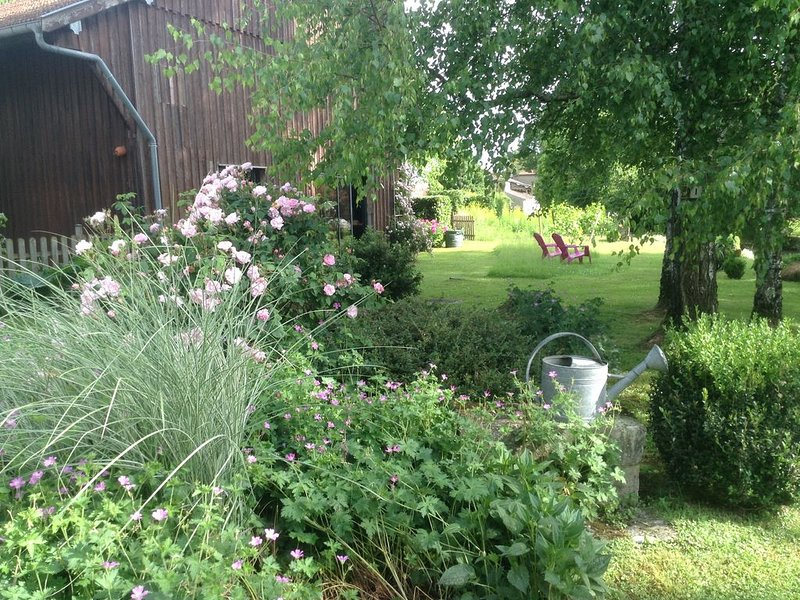 La Bouvière, nature et tranquillité, holiday rental in Louvemont