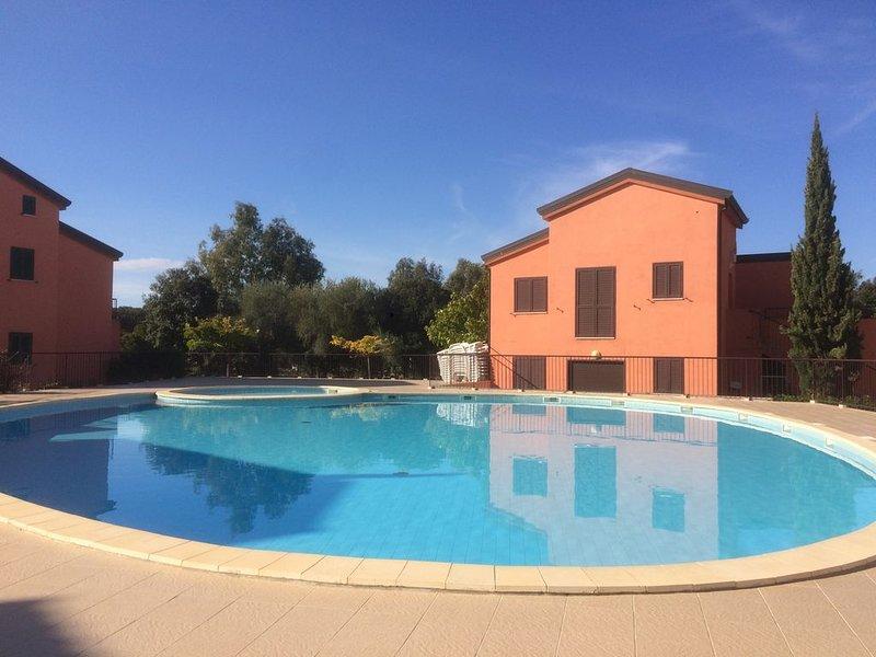 Appartement L03 Corse, casa vacanza a Belgodere