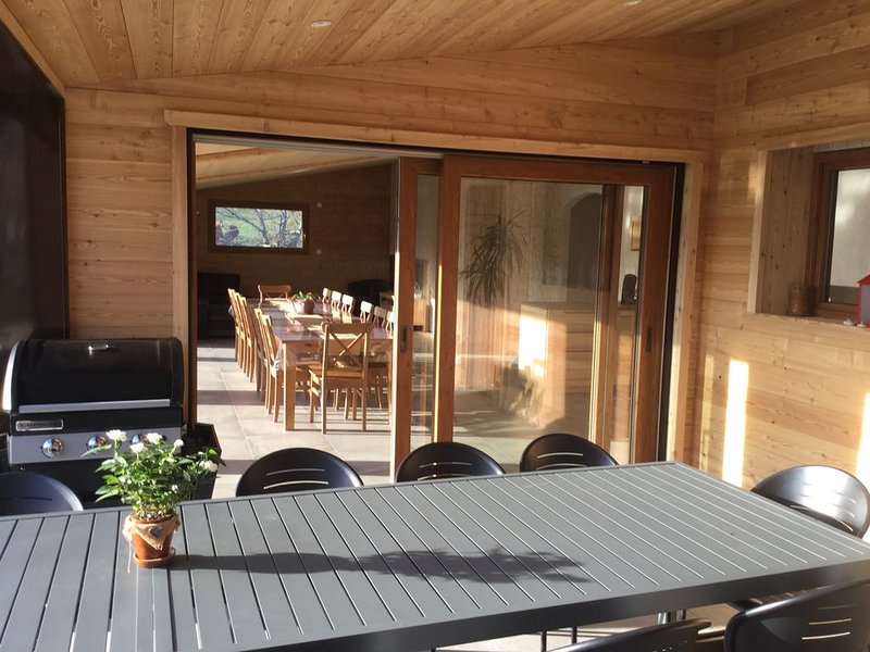 Gîte 'Au cœur du Creux' 12 pers dans le Haut-Doubs tout confort, location de vacances à Les Gras