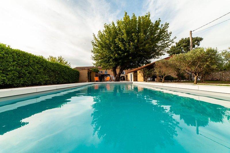 Partie de Mas en Provence, vacation rental in Saint Andiol
