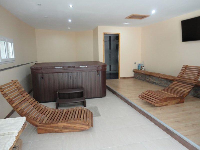 Chez Bernatet cocooning & Spa, casa vacanza a Tramezaigues