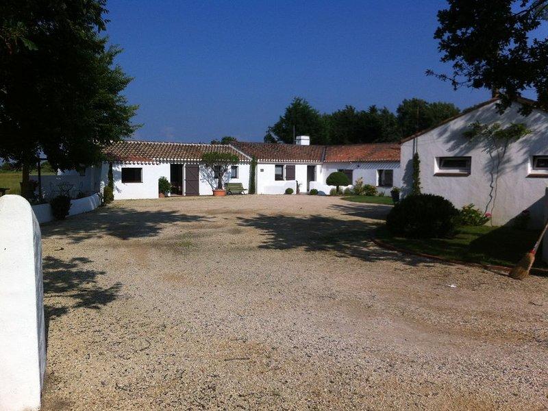 la Magie des Marais et de la Mer, holiday rental in Bois-de-Cene