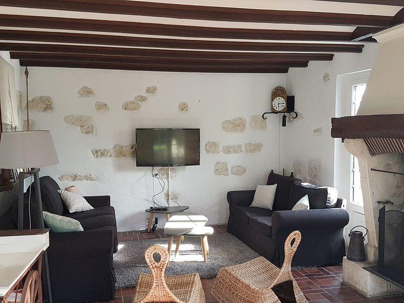 Maison de charme idéalement située, vacation rental in Saint-Georges-de-Didonne
