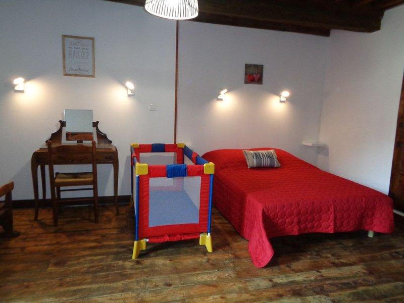 Maison de vacances en montagne pour 8 personnes, vacation rental in Juncalas