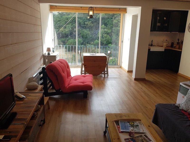 Appartement 'LA VOLANE' classé 3 étoiles, holiday rental in Antraigues-sur-Volane