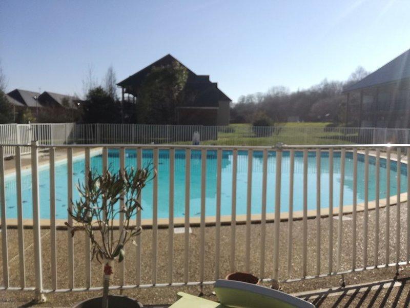 'Au plaisir d'Honfleur', Ferienwohnung in Gonneville-sur-Honfleur