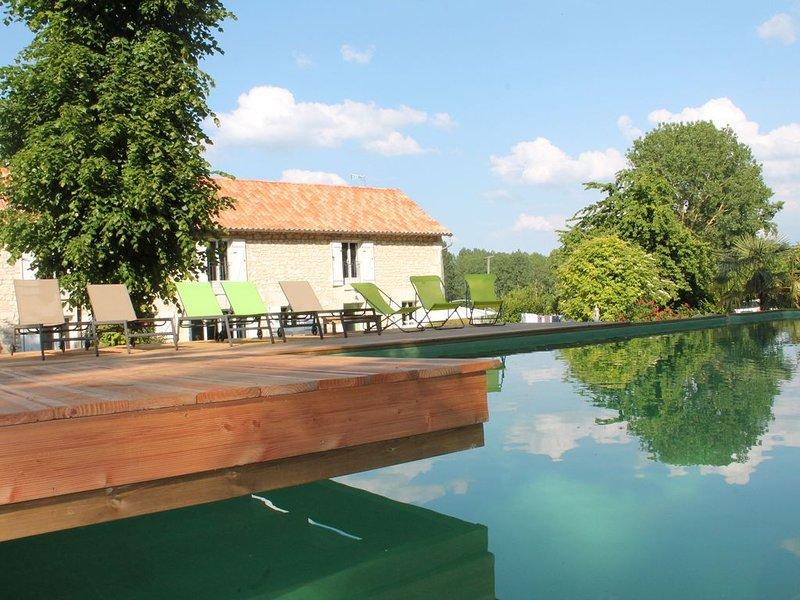 Le gîte de Parcius - établissement **** -  de 7 à 14 personnes, vacation rental in Saint-Epain