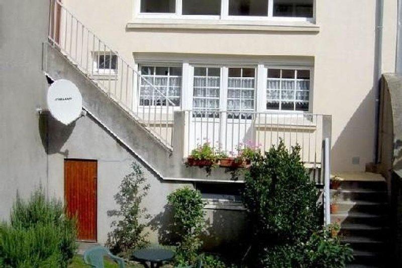Location Saisonnière à la mer : Gite 'La Petite Maison', holiday rental in Saint-Leonard