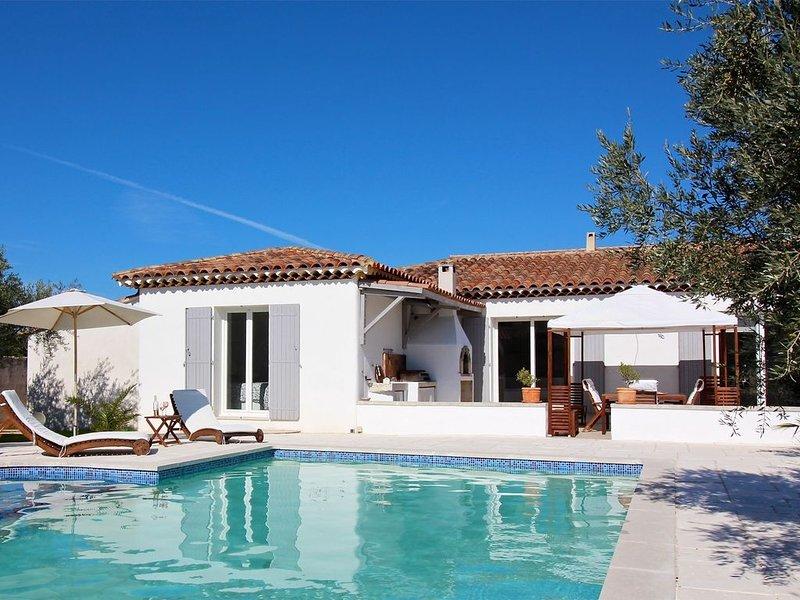 Villa au coeur du luberon – semesterbostad i Porquerolles Island