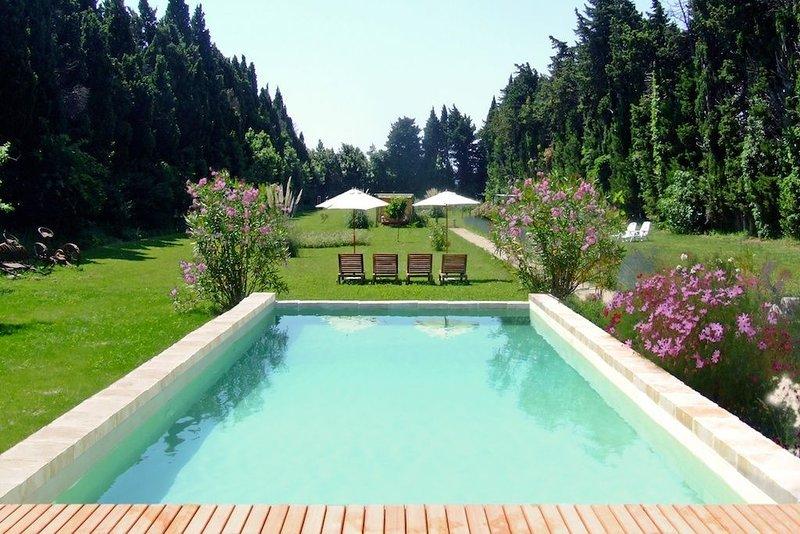 Loft dans Mas des Grands Terres en Provence proche Avignon, holiday rental in Barbentane