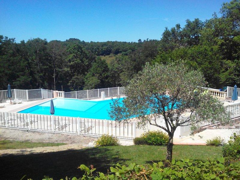 GîTE en PERIGORD, entre le Lot, la Corrèze et La Dordogne., holiday rental in Brignac-la-Plaine