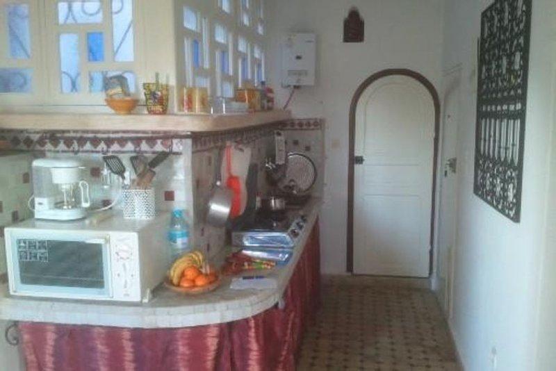 Appartement Essaouira (Medina) pour 4 personnes, location de vacances à Essaouira