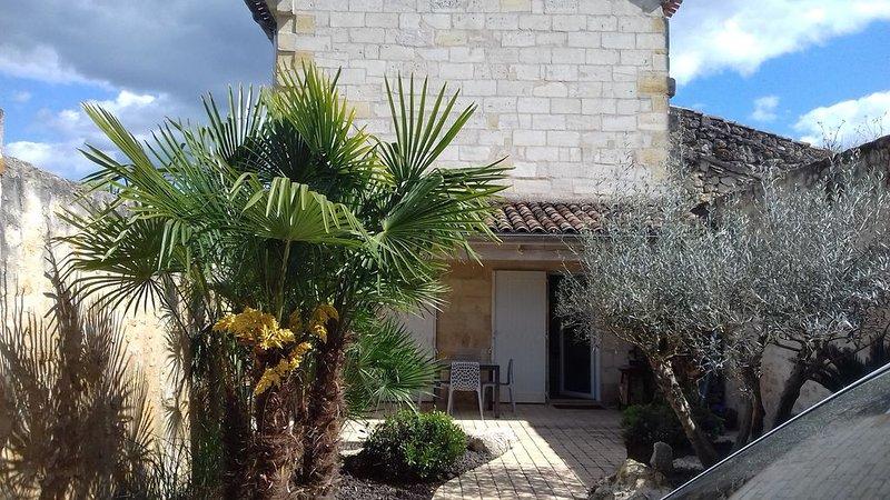 Maison au coeur du village, holiday rental in Cessac