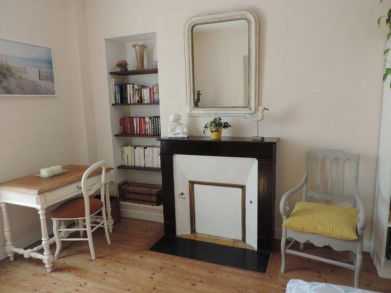 A louer à La Rochelle coquette maison de plain pied récemment rénovée., alquiler vacacional en La Rochelle