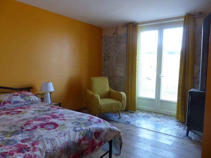 Chambre D'hôtes Au Clair Du Loup, holiday rental in Astaffort