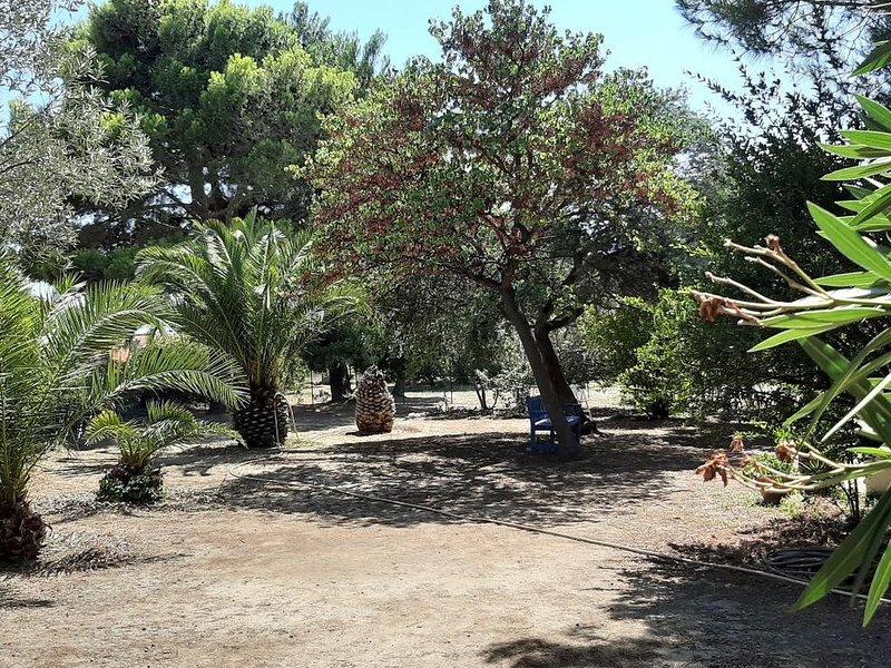 Superbe villa d'architecte 230m2 de caractère climatisé dans parc arboré clôturé, vacation rental in Rivesaltes