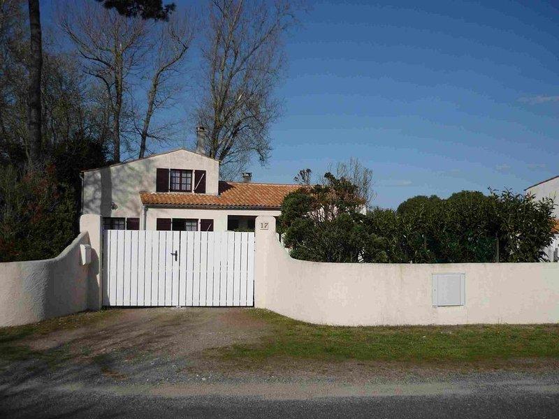 OLERON - LE GRAND VILLAGE PLAGE - 3 CHAMBRES - 4/5 PERS, holiday rental in Le Grand-Village-Plage