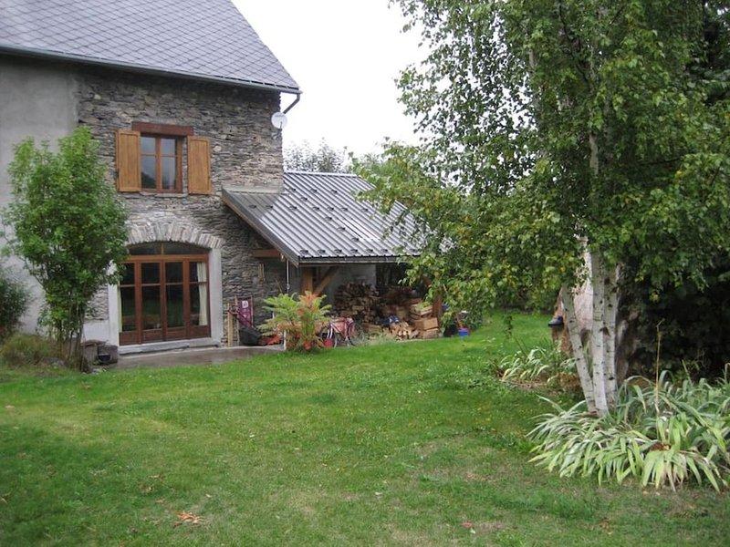Maison Le Pas du Chat, vacation rental in Le Bourg-d'Oisans