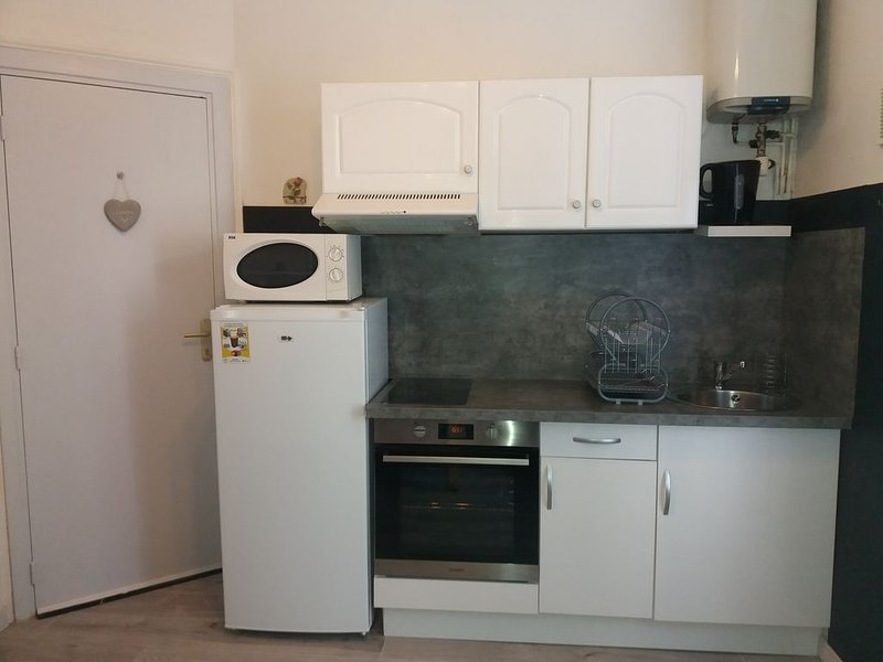 appartement à louer idéal curistes, holiday rental in Combes