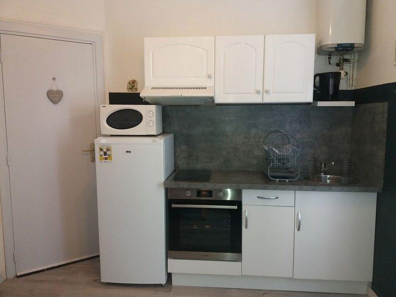 appartement à louer idéal curistes, aluguéis de temporada em Combes