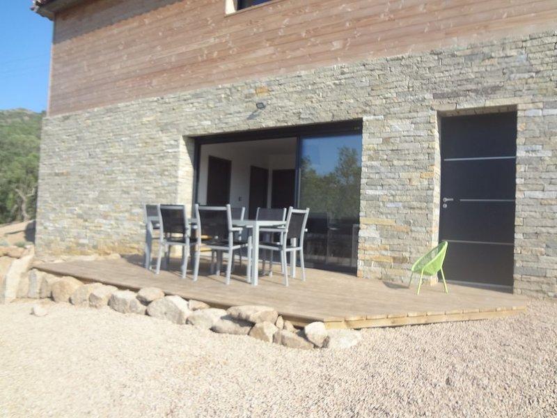 maison de charme idéalement située, vacation rental in Figari
