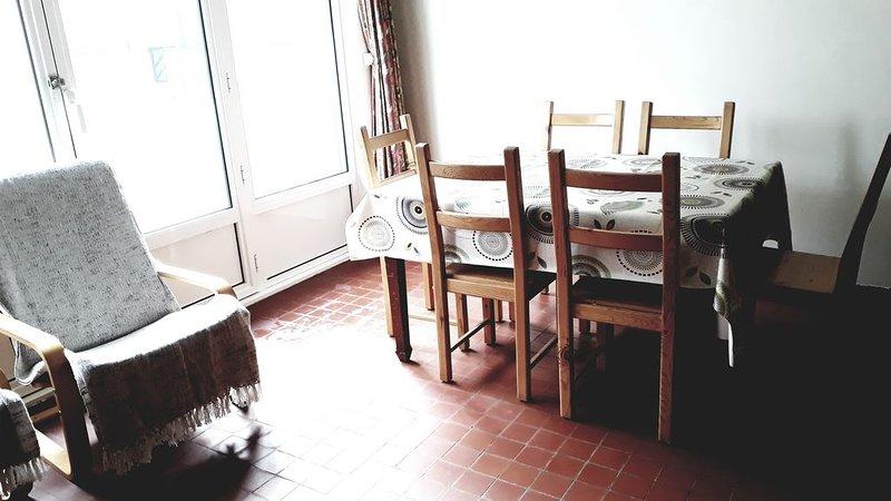 Appartement Westende, alquiler de vacaciones en Lombardsijde