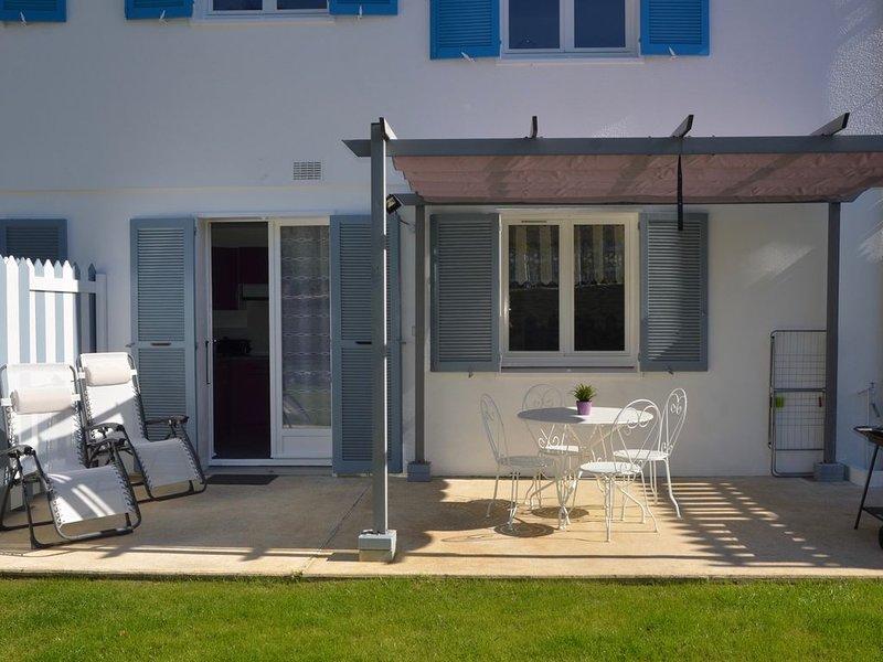 Appartement Tribord dans villa de standing, holiday rental in Saint-Trojan-les-Bains