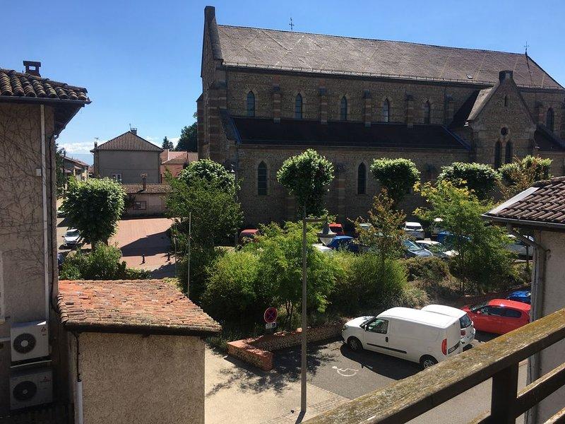 T2 au cœur du village, holiday rental in Notre Dame-de-l'Osier
