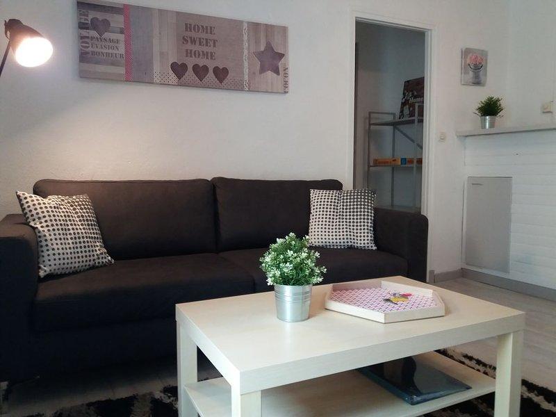 MIA Bel appartement centre ville, au calme, aluguéis de temporada em La Roque-Sainte-Marguerite