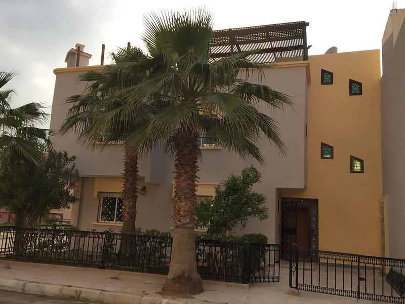 villa à Saidia proche plage, alquiler vacacional en Berkane