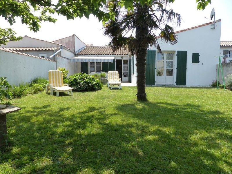location saisonnière, holiday rental in Saint Clement des Baleines