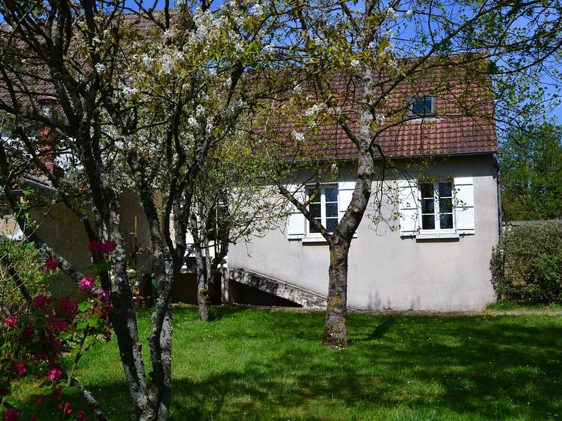 L'escapade Tannaysienne, holiday rental in Coulanges-sur-Yonne