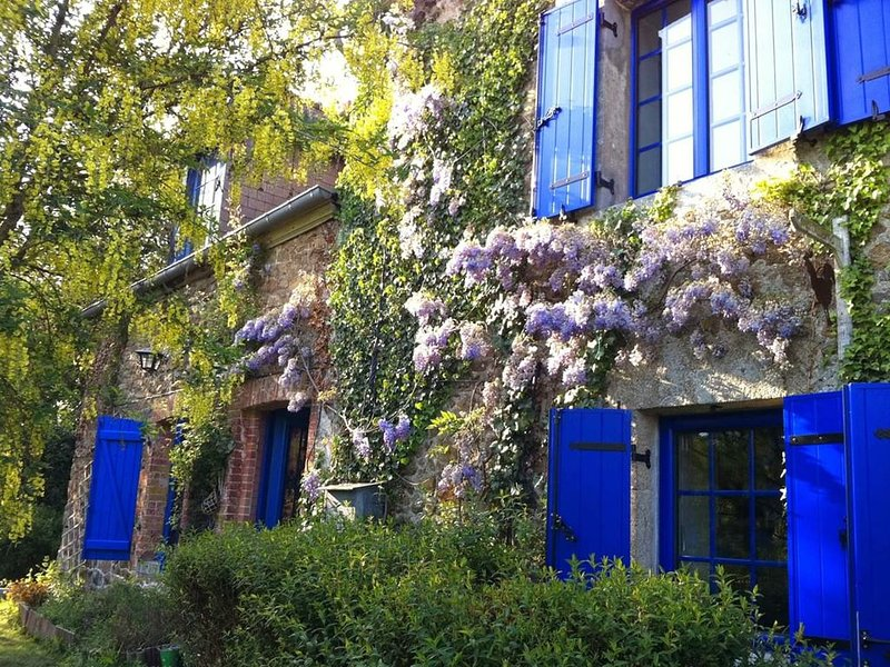 La petite Kerida, charmante longere entre terre et mer, holiday rental in Ploubalay