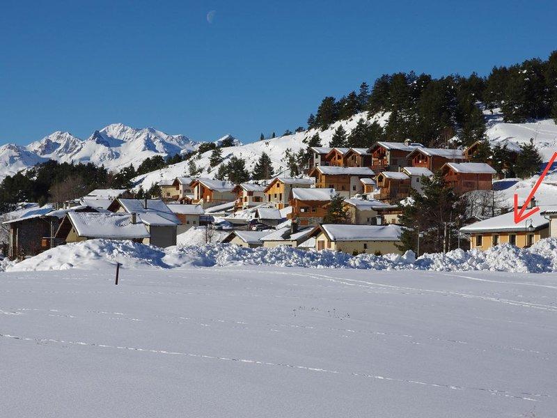 Maison familiale13 couchages à SardièresValCenis, Haute-Maurienne Vanoise, aluguéis de temporada em Val-Cenis