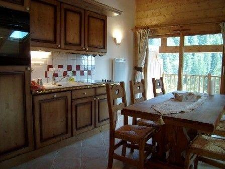 Appartement 6 personnes avec piscine, holiday rental in Crest-Voland