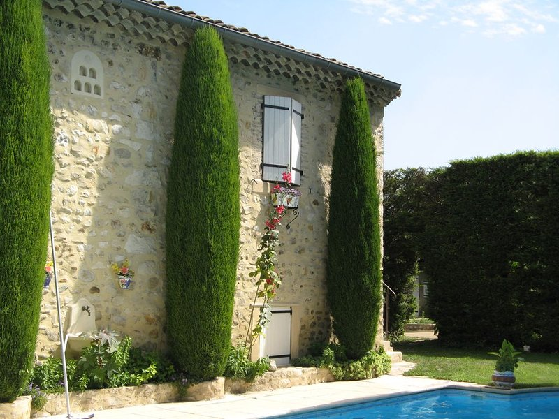 L'Oasis de Belfond - Ancien Relais aux Portes de la Provence, vacation rental in Saint-Lager-Bressac