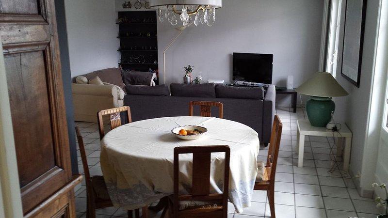 appartement entre lac et montagnes, vacation rental in Thonon-les-Bains
