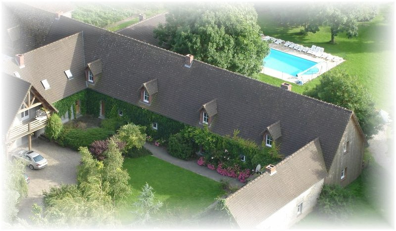 EDONIAA locations vacances au coeur de la Baie de Somme, holiday rental in Quend