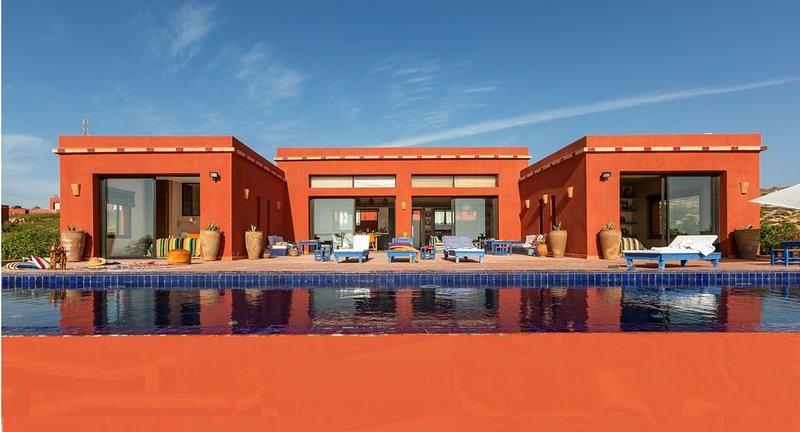 Riad Océan, face à l'Atlantique, dans la réserve naturelle de Souss-Massa, vacation rental in Sidi R'bat