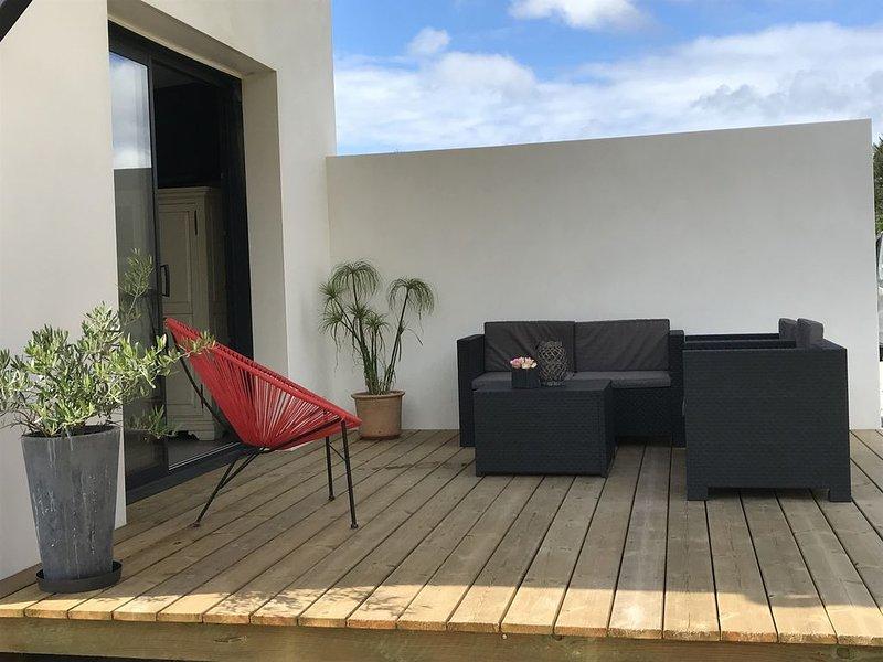 T2 à 10min Océan proche Hossegor et Capbreton, holiday rental in Saubion