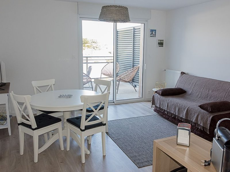 2 pièces neuf à Arzon, holiday rental in Arzon