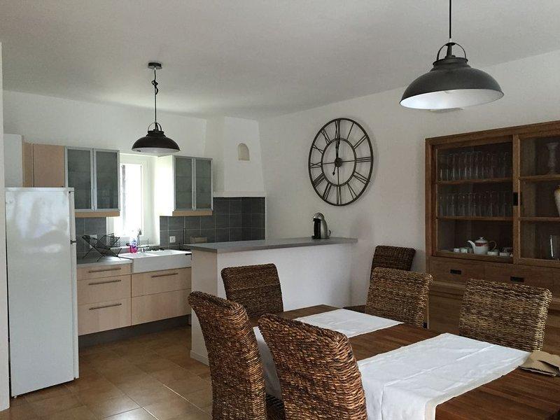 Mas au cœur de la Provence entre Saint Remy et Avignon, vacation rental in Saint Andiol