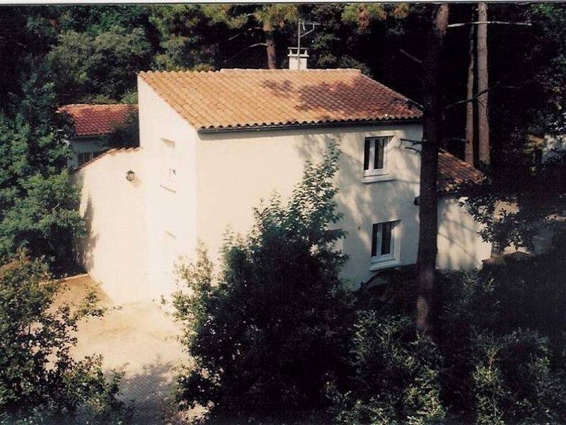 Maisons à Oléron avec piscine, 500 mètres de la plage, holiday rental in Le Grand-Village-Plage