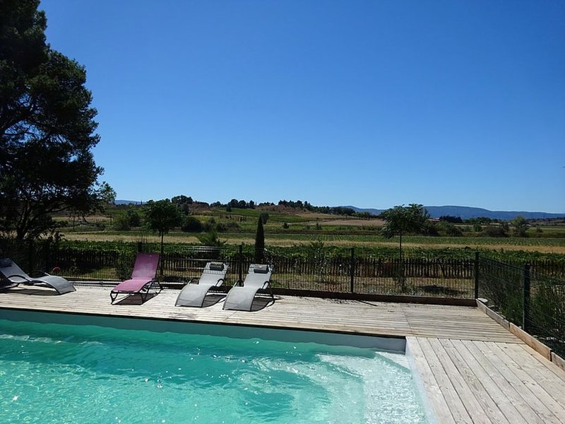 Lodges 'Syrah'****************************, holiday rental in Rieux Minervois