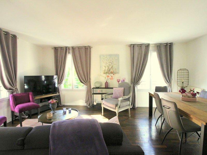 Elégance & Style Appartement 6pax à Serris Val d'Europe Disneyland (GARONNE5) – semesterbostad i Bailly-Romainvilliers